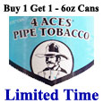 4 Aces Turkish 6oz Cans B1G1