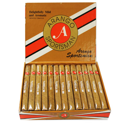 Arango Sportsman #100 50ct Box