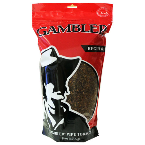Gambler Pipe Tobacco : National Cigar Presents Rollyourown
