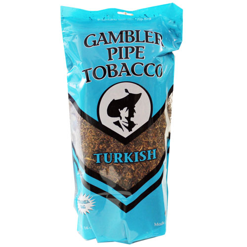 Gambler Turkish Pipe Tobacco 16oz