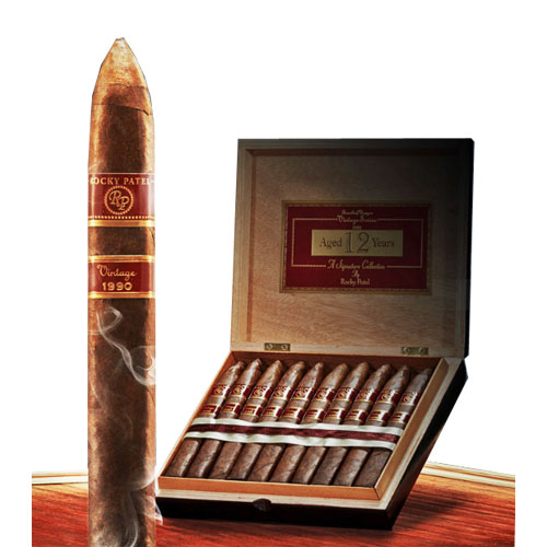 Rocky Patel Vintage 1990 Robusto Broadleaf 20ct Box