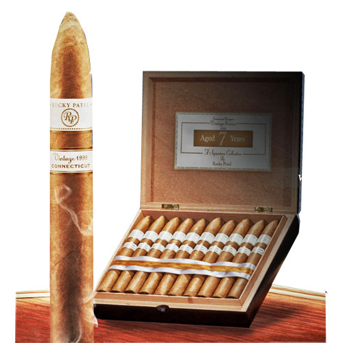Rocky Patel Vintage 1999 Churchill Connecticut 20ct Box