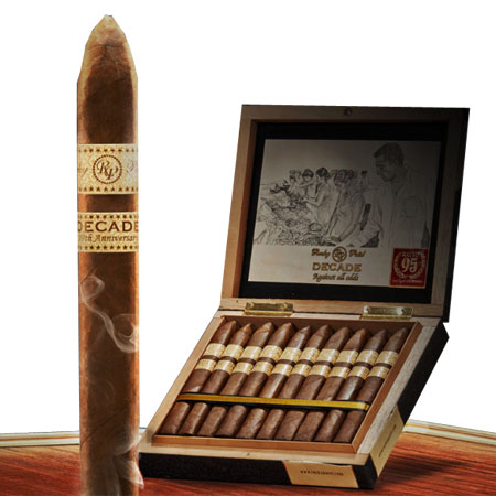 Rocky Patel Decade Robusto 20ct Box