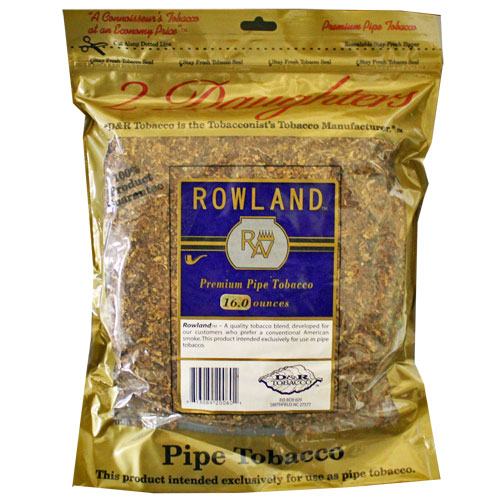 Rowland Regular Pipe Tobacco 16oz