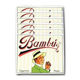 Bambu Papers Original Six Pack
