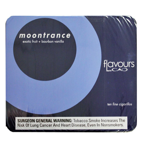 CAO Flavours Moontrance Cigarillos 10ct Tin