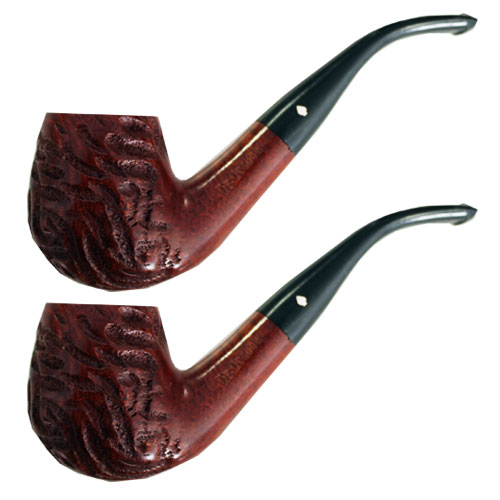 Dr Grabow Bent Filtered Pipe - 2 Pack