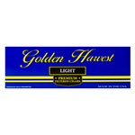 Golden Harvest Light Filtered Cigars 10ct