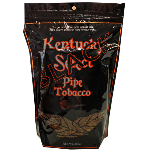 Kentucky Select Turkish Black Pipe Tobacco 5lb