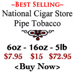 NCS Pipe Tobacco