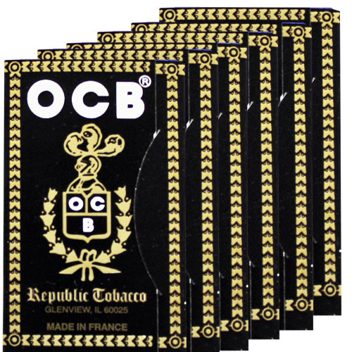OCB Rolling Papers Six Pack