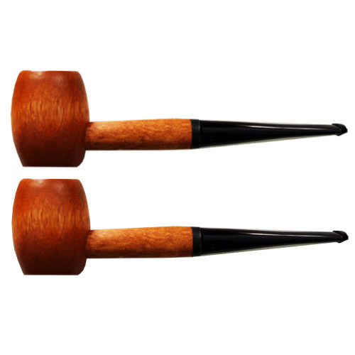 Missouri Meerschaum Ozark Mountain Corn Cob Pipe - *2 Pack
