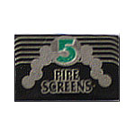Smoking Screens 5 Pack