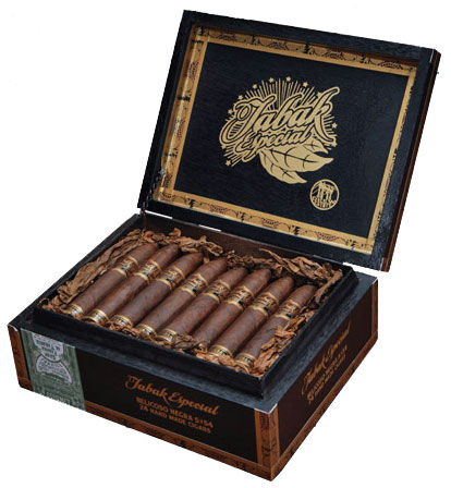 Tabak Especial Toro Negra 24ct Box - Click Image to Close