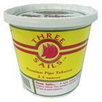 Three Sails Pipe Tobacco 3.5oz