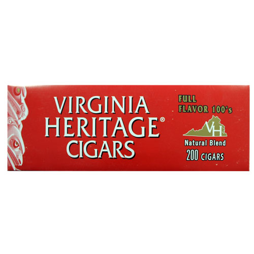 Virginia Heritage Full Flavor Filtered Cigars 10ct